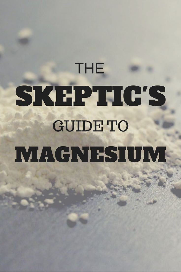 Are you deficient and why it matters! #magnesium #biology #science #health #fitness #getfit