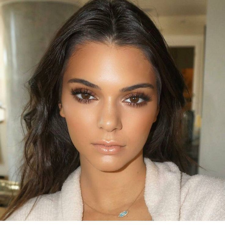"""That look drives me crazy :) #kendalljenner #makeup #makeuplook"""
