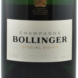 Bollinger Special Cuvee, Champagne, France
