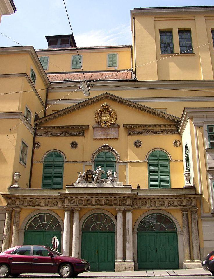Wien Theater Papagenotor - Theater an der Wien – Wikipedia