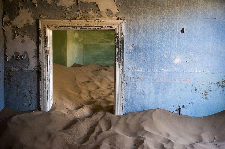 Kolmanskop #spooksteden