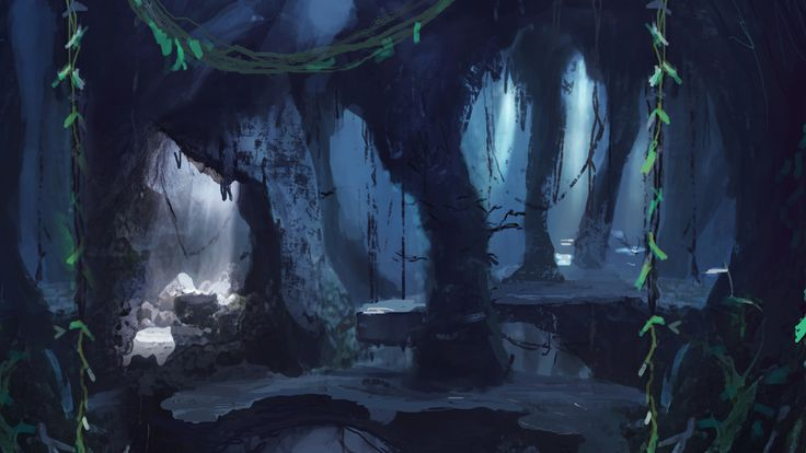Image result for cave pool rpg art | Rage of Demons - Out ...