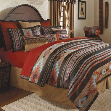 Santa Fe Southwest Comforter Bedding by Veratex