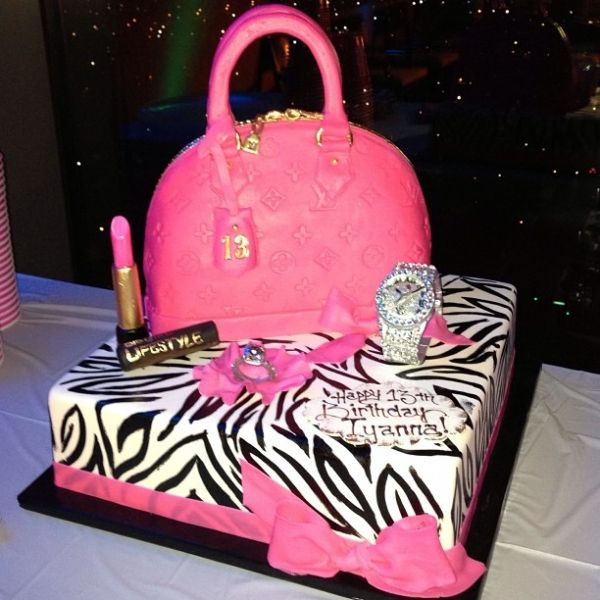 Birthday Gifts For 21 Year Old Women: 22 Best Images About Birthday Cake For 12 Year Old Girls
