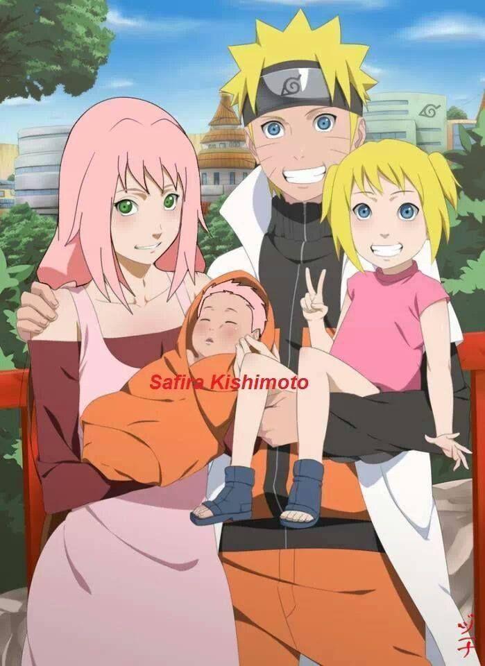 Family   Naruto x Sakura   NaruSaku   Heaven & Earth   Orange / Yellow & Pink / Red   The Hero & The Heroine   Naruto Shippuden Couple   OTP