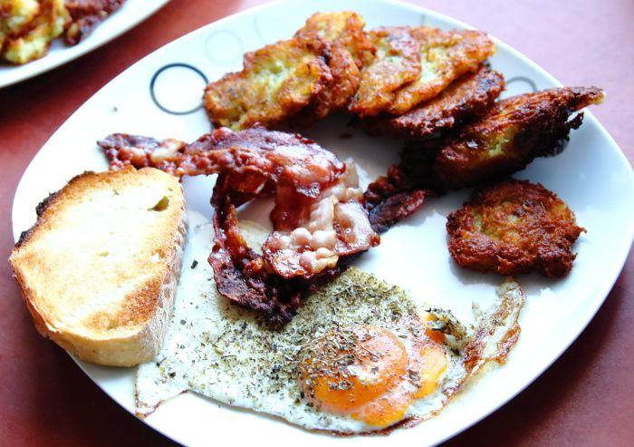 Piece OF Food | Kacowe śniadanko