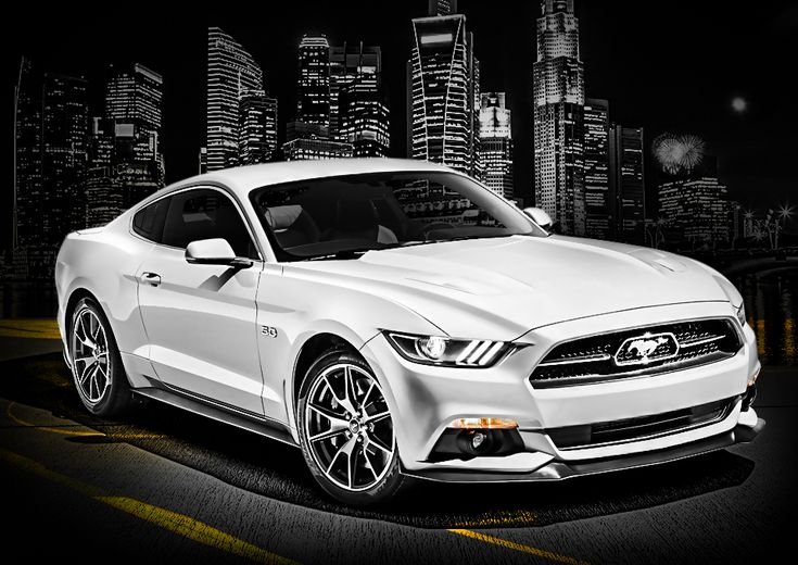 Mustang Art.