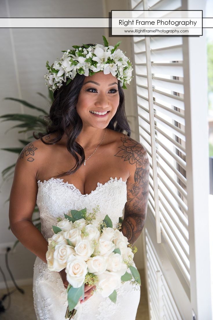 Wedding At The Halekulani Hotel Hau Photo By Www Rightframephotography