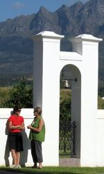 Wellington Wine Walk. Walks and nature trails in Wellington, Western Cape, South Africa