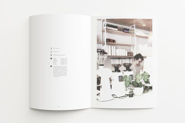 Cafe - Hashtag Magazine - Publication