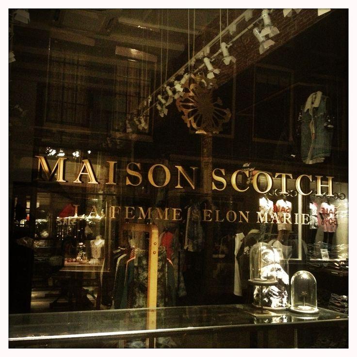 Maison Scotch Amsterdam