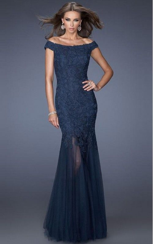 New Arrivals Sheath Floor-length Evening Dresses