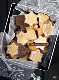 Petits biscuits de Noël sur cookeez.fr