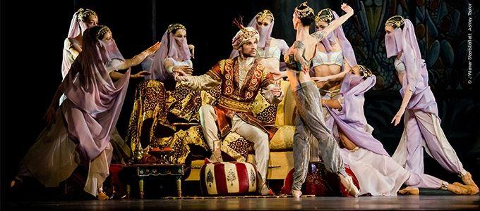 Opinión de El corsario de el Ballet de la Opera de Viena