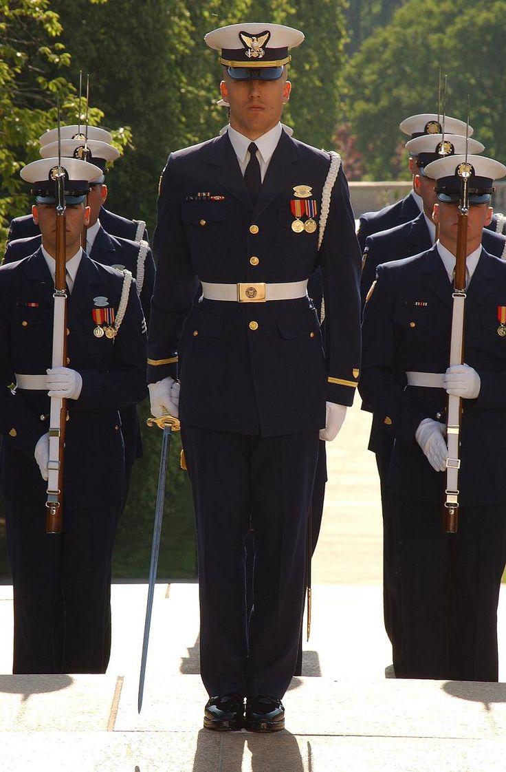 Coast Guard Formal Uniform 68