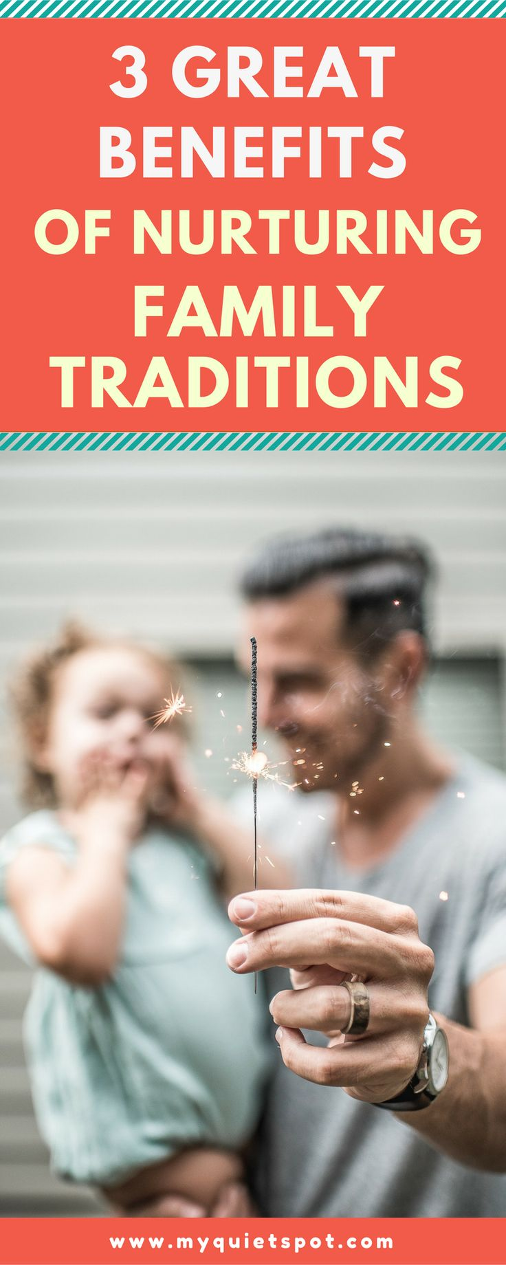Have you ever considered what your family's traditions mean for your kids' development? Read these 3 benefits that will make you nurture your traditions, or even start new ones.