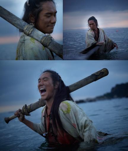 松ケン as 清盛