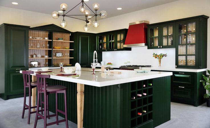 Dale la bienvenida a una increíble isla de cocina. #cocinasmodernas  www.homify.com.ar