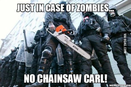 God dammit Carl!