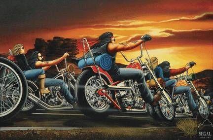 """""""Family"""" by David Mann .Harley-Davidson of Long Branch www.hdlongbranch.com"""