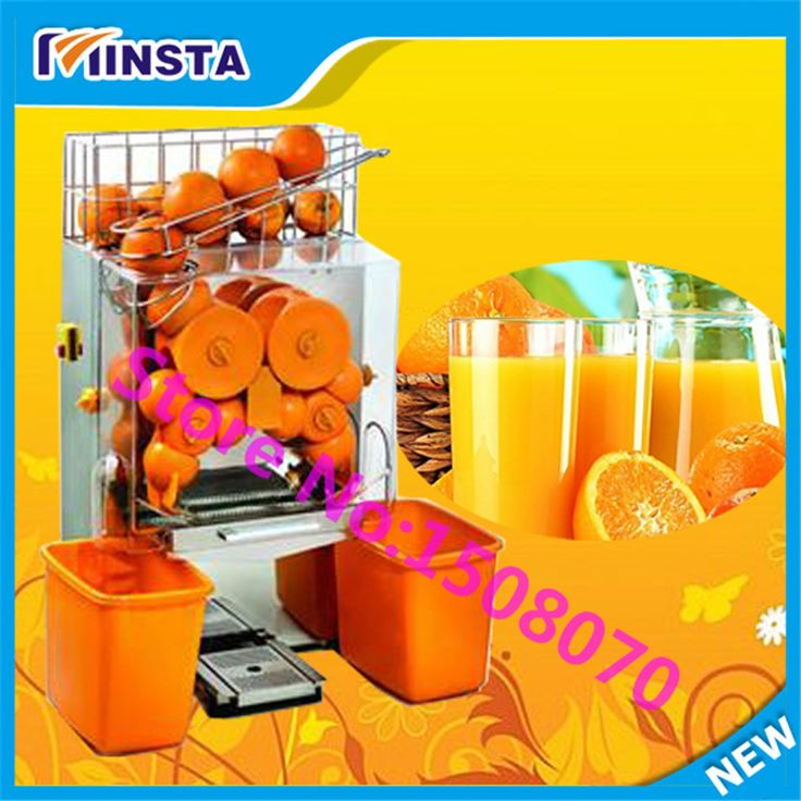 Cheap orange juicer machine, Buy Quality juicer machine directly from China commercial orange juicer Suppliers:  ​​Notice:big invoice may need much taxes, if you need small invoice for small taxes, after placed the order, please lea