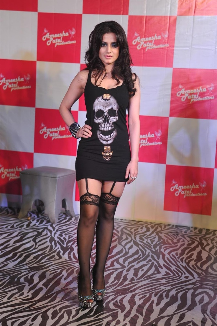 "Amisha Patel Launches her Production Venture ""Desi Magic"""