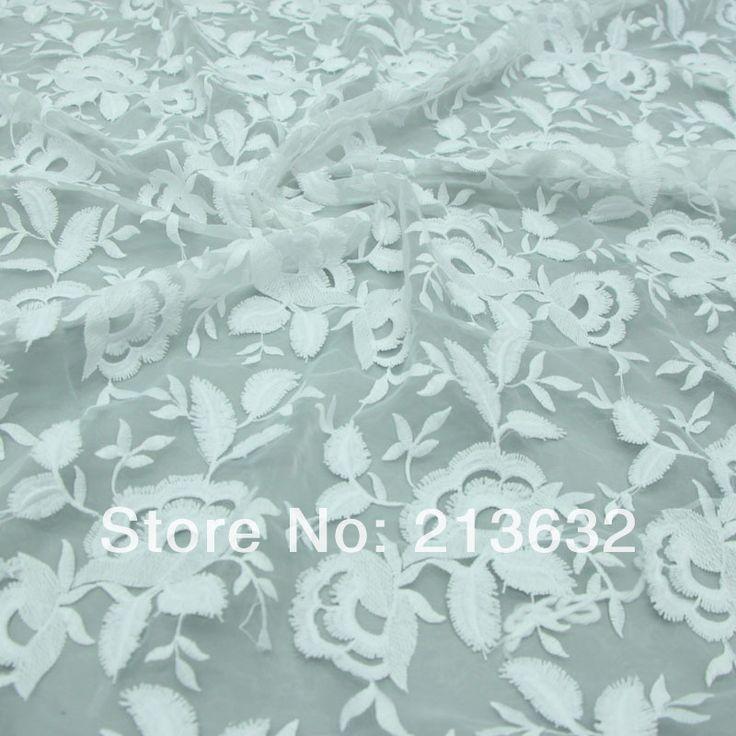 Шарик D po53 Новый органзы вышитые ткани текстильная ткань вышивки полиэстер линия вышивка кружева вышивки, кружева, ювелирные изделия