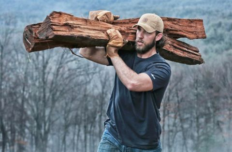 Madison Bumgarner Joins Carhartt's 2015 Spring Campaign | WorkingPerson.me