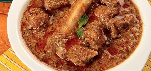 Dilpasand Mutton Korma   Indian   Non-Vegetarian   Recipe