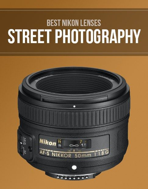 Best Nikon Lenses for Street Photography | Smashing Camera