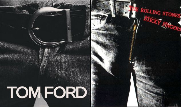 Tom Ford's New Crotch-Shot Campaign Looks Familiar