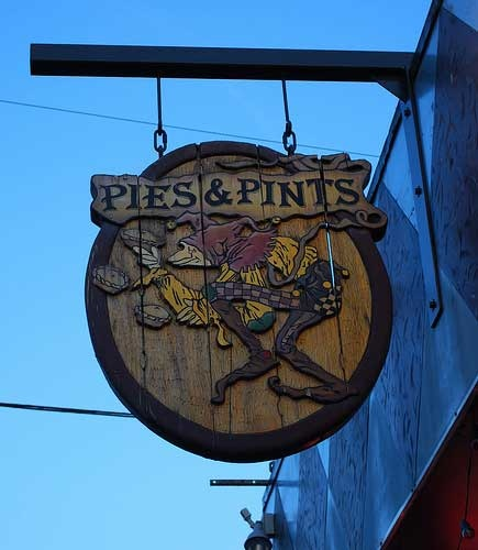 Pies and Pints! #Seattle