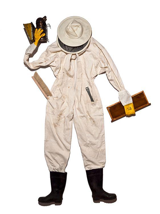 Beekeeper - - Biodlare - Apicultor #nowork #marxal Prints for sale, more at www.marxal.net