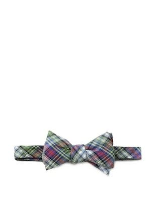 53% OFF Cotton Treats Men's Charlie Reversible Bow Tie, Multi Gray