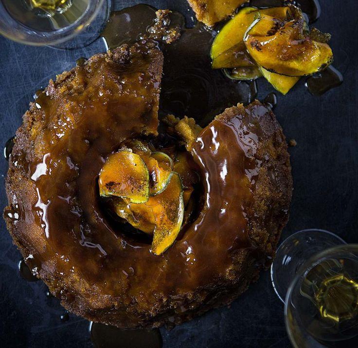 Pumpkin dessert   Pampoenpoeding