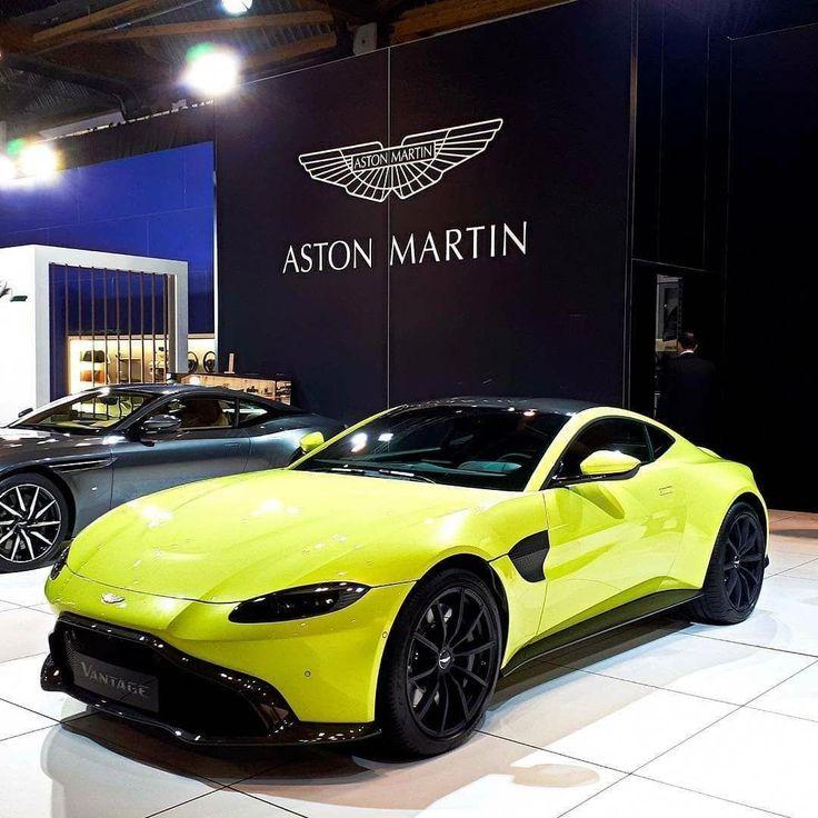 """Aston Martin Now On Instagram: """"The New Aston Martin"""