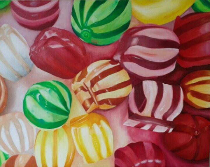 'Boiled Sweeties' Kathryn Mackintosh