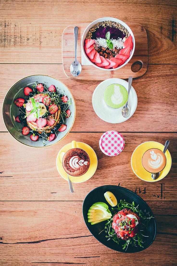 RoyalAuto May, 2016. Wander Victoria. Ballarat.  Photo: Tourism Victoria #ballarat #food #YellowEspresso #cafe