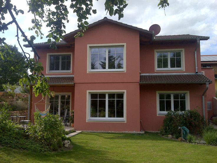 Einfamilienhaus satteldach zwerchgiebel  100 besten efficiento® Holzhäuser Bilder auf Pinterest ...