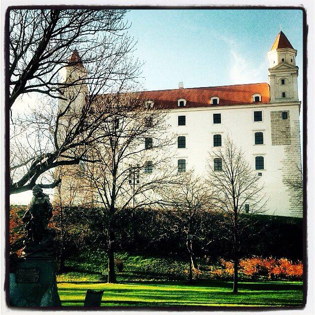Bratislava Castle , Bratislava Slovakia