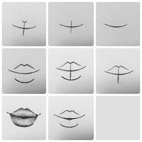 Gesichtsbilder zur Inspiration – #drawing #Gesicht… – #drawing #Gesicht #Gesic…  – Face D…