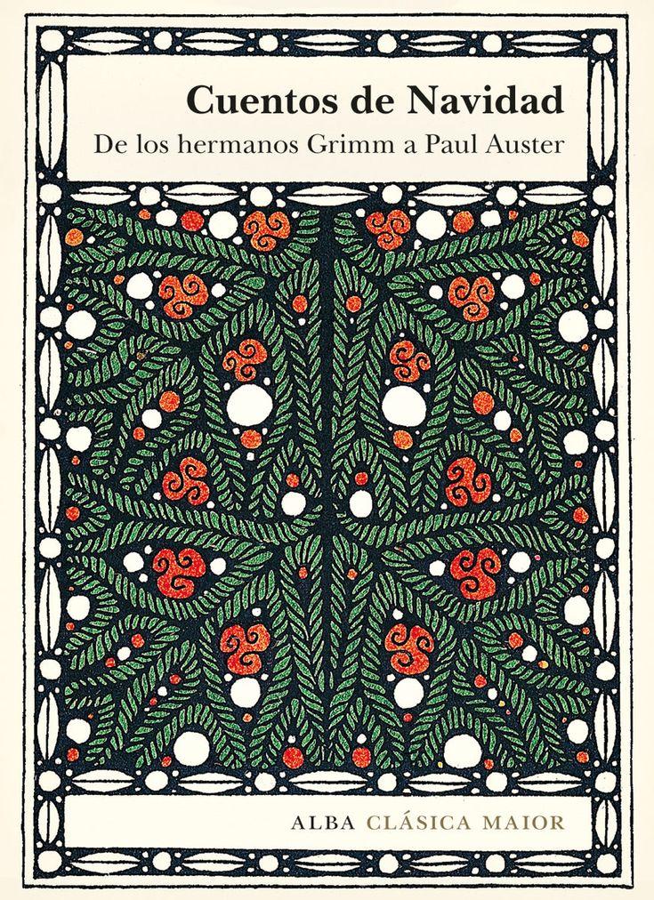 """Cuentos de Navidad de los hermanos Grimm a Paul Aster (3S/10219).  La Navidad, siempre muy presente en la literatura, ha inspirado relatos magníficos, y son muchos los grandes escritores, que se han acercado a ella desde diferentes perspectivas. Los 35 relatos proceden además de distintas tradiciones occidentales. Novo recuncho temático """"Un Nadal cheo de historias"""", adicado á literatura e ao Nadal, que tendes na sección de préstamo do primeiro andar. #Nadal #recunchotematico…"""