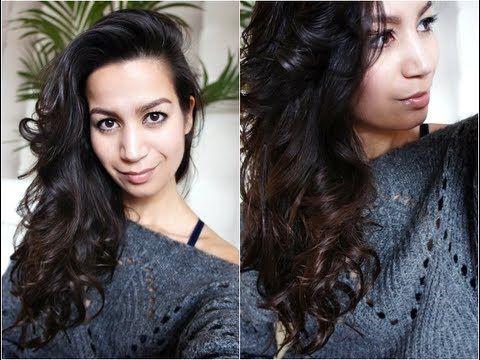 Filmpje: Krullen maken met de stijltang - Beautylab.nl