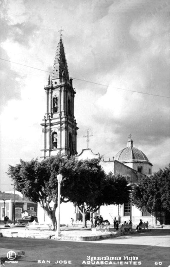 Templo de San Jose en Cd. de Aguascalientes Mexico