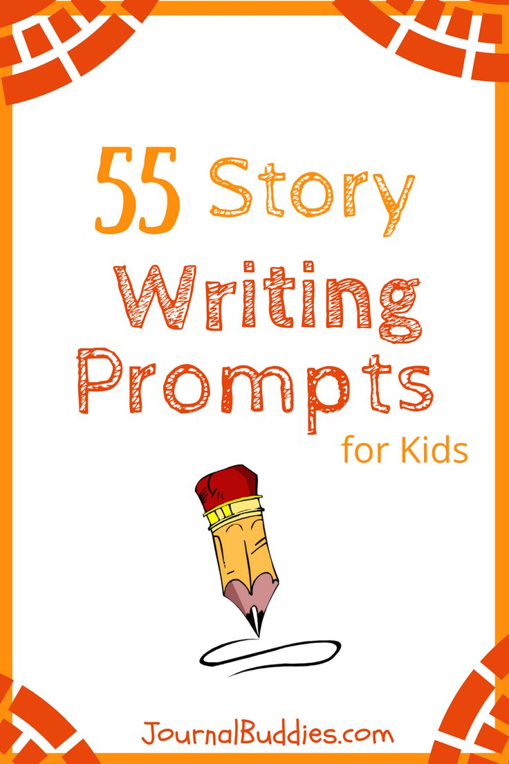 Fun writing prompts for children