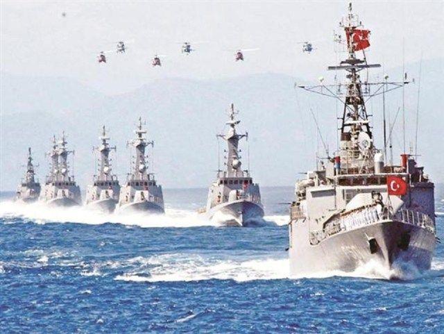 ΕΚΤΑΚΤΟ – Πόλεμος στο Αιγαίο με 141 παραβιάσεις του ΕΕΧ και 9 εμπλοκές -Απογειώνονται μαχητικά από όλα τα αεροδρόμια επιφυλακής – Ο Τουρκικός Στόλος εκτελεί τώρα ναυτικό αποκλεισμό των νησιών μας