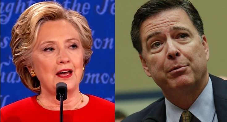 "Joe diGenova: James Comey conducted a fake criminal investigation of former Secretary of State Hillary Clinton as they ""followed none of the regular rules, gave her every break in the boo…"