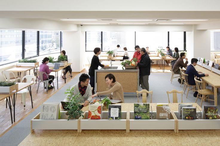 緑のあるオフィス - Google 検索