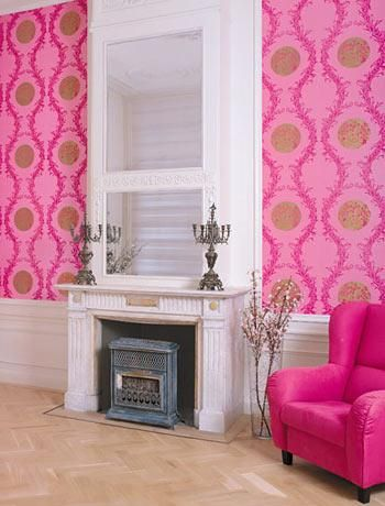 341 best Pink Interiors Please images on Pinterest | Beautiful ...