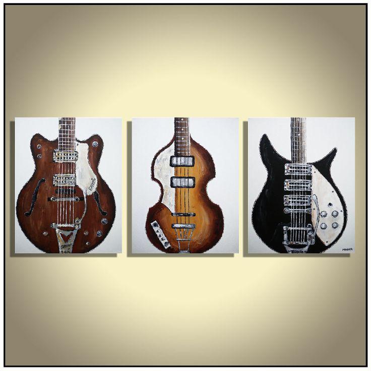 15 best A Guitar images on Pinterest | Guitar art, Guitar ...